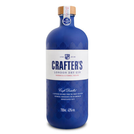 Gin Crafters London Dry Gin