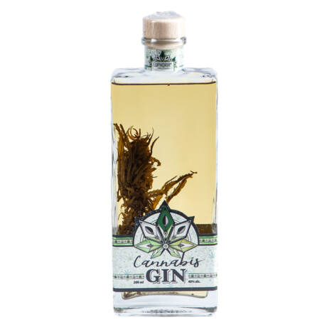 Gin Euphoria Cannabis