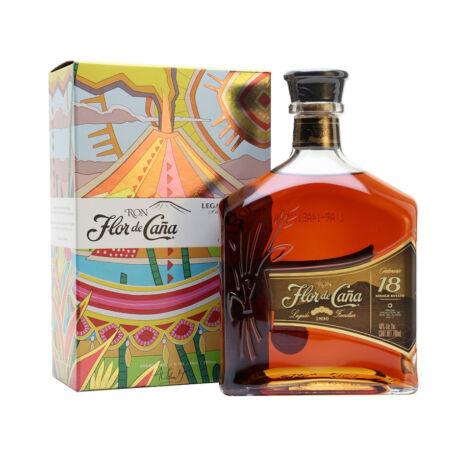 Rum Flor De Cana 18 éves