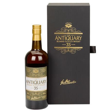 Antiquary Scotch 35 éves