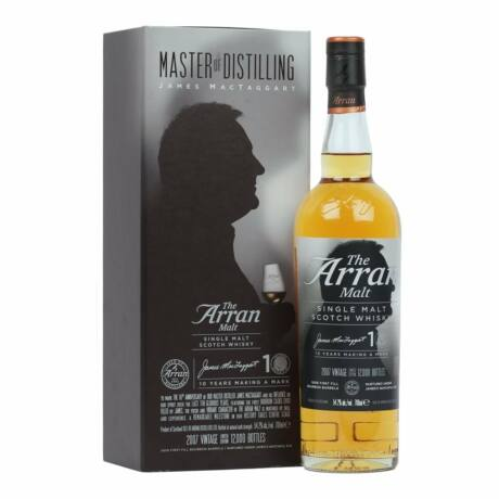 Arran James MacTaggart 10th Anniversary