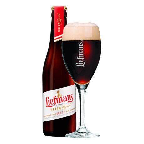 Liefmans meggyes flamand barna Ale