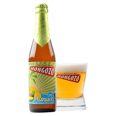 Mongozo mangós búzasör