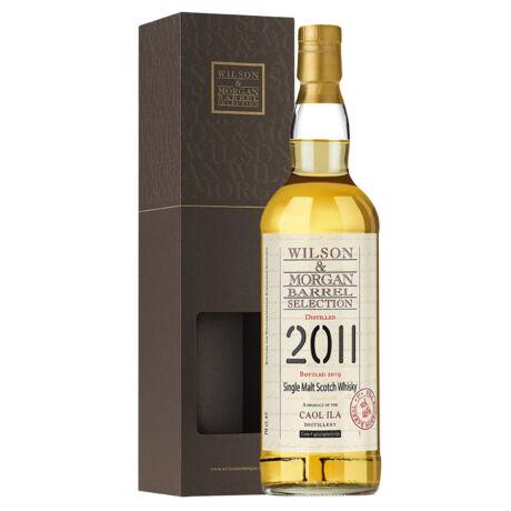 Caol Ila 2011-2019 First Fill Bourbon Barrel - Wilson&Morgan