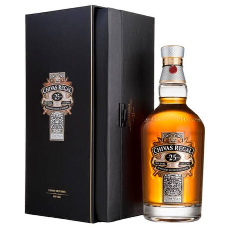 Chivas Regal 25 éves