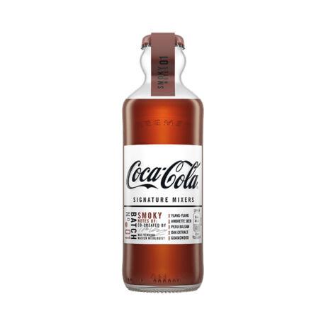 Coca Cola Signature Mixers SMOKY