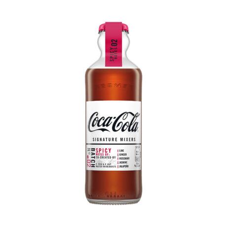 Coca Cola Signature Mixers SPICY