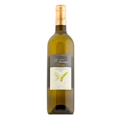 Les Tannes ORGANIC Chardonnay 2019