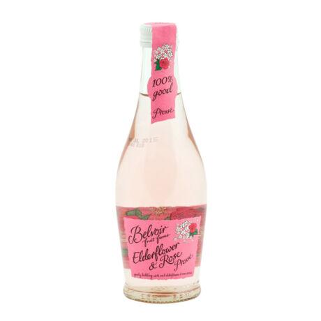 Belvoir szénsavas bodzás-rózsás ital