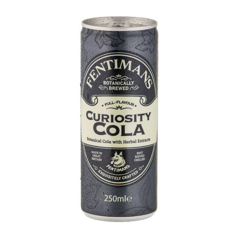 Fentimans Curiosity Cola dobozos