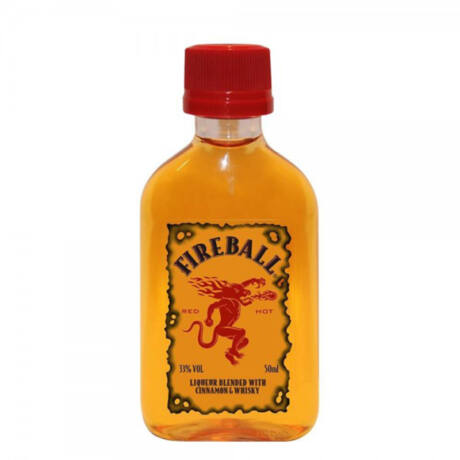 Fireball Cinnamon mini