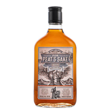 For Peat's Sake Blended