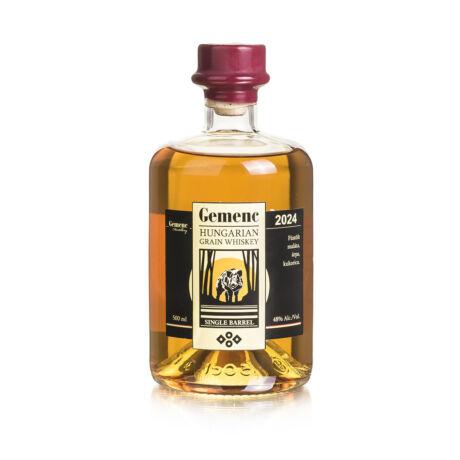 Gemenc Whiskey 2024