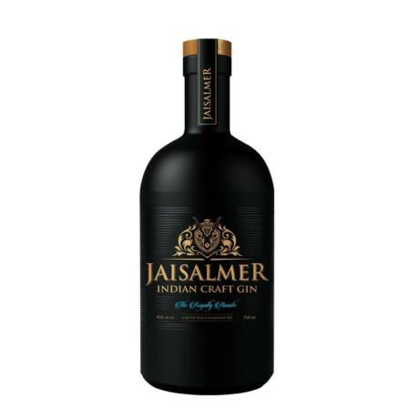 Gin Jaisalmer Indian Crafted