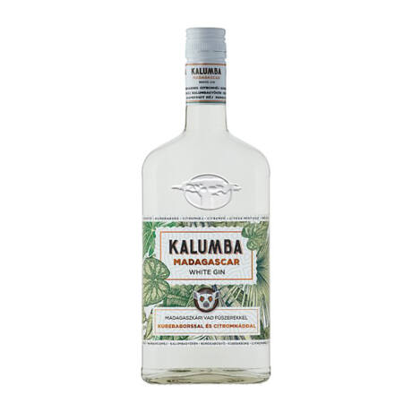 Gin Kalumba White