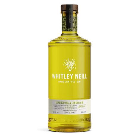 Gin Whitley Neill Lemongrass & Ginger