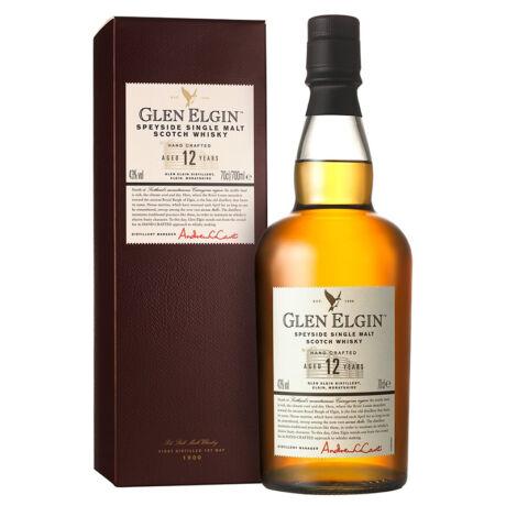 Glen Elgin 12 éves Hidden Malt
