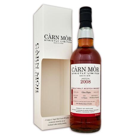 Glen Elgin 2008 Cárn Mór Strictly Limited