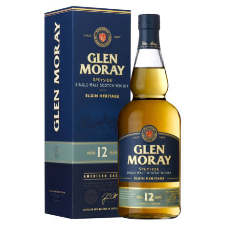 Glen Moray 12 éves