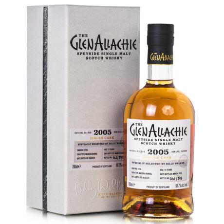 GlenAllachie Single Cask 2005