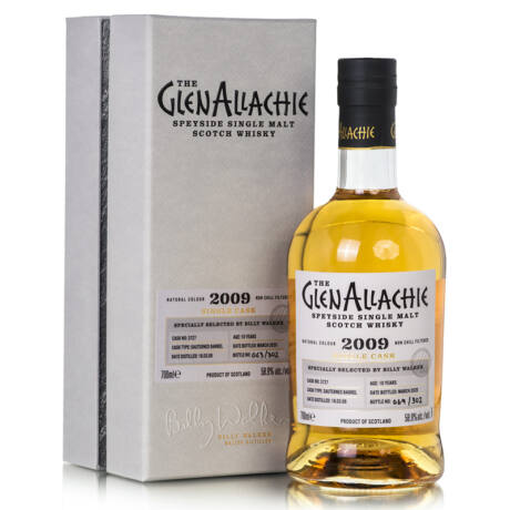 GlenAllachie Single Cask 2009