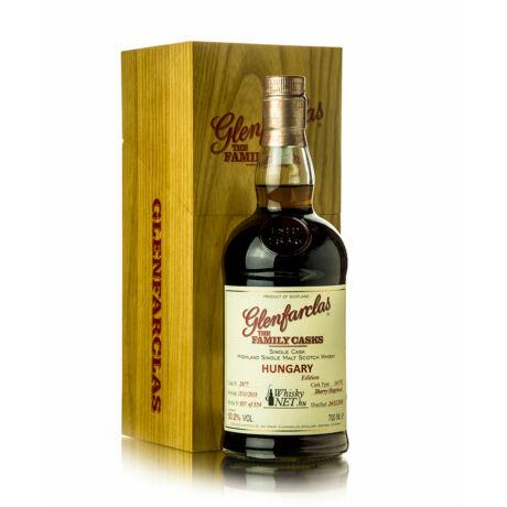 Glenfarclas Private Cask 2008 WhiskyNet Edition