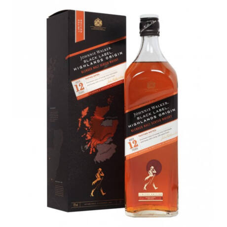 Johnnie Walker Black Highlands Origin