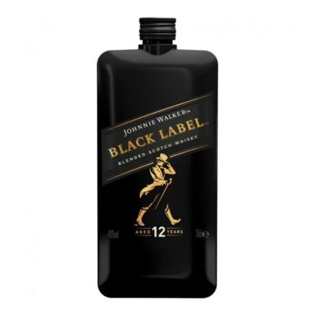 Johnnie Walker Black Label Pocket Scotch