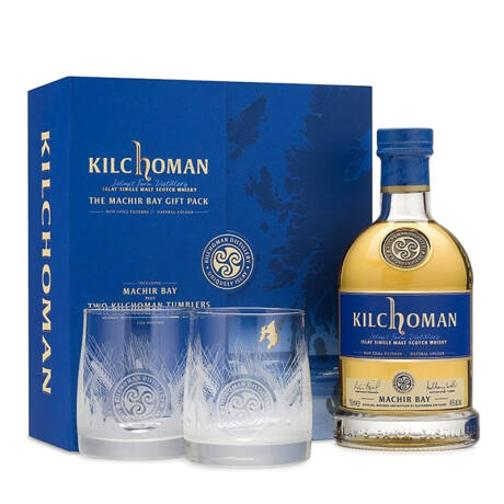 Kilchoman Machir Bay Tumbler Pack