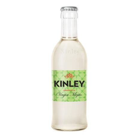 Kinley Mojito üveges