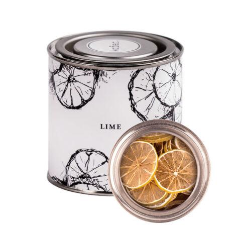 Szárított Lime Karika