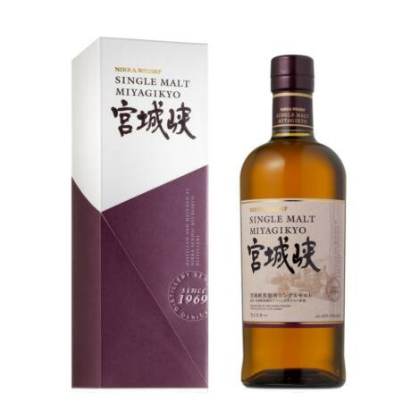 Miyagikyo Single Malt