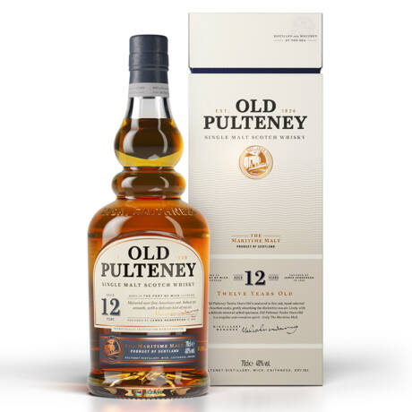 Old Pulteney 12 éves