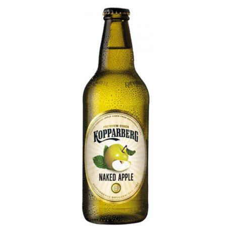 Cider Kopparberg meztelen alma