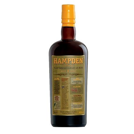 Rum Hampden 8 éves