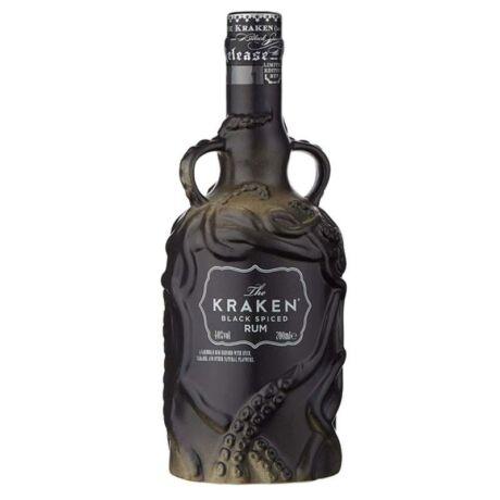 Rum Kraken Black Spiced Ceramic Edition