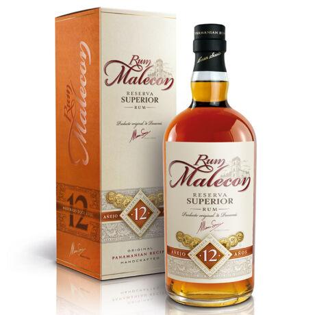 Rum Malecon 12 éves