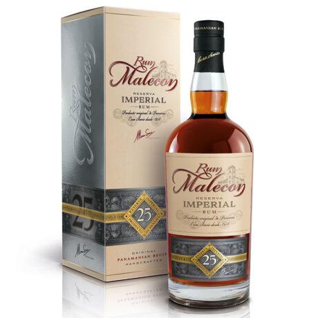 Rum Malecon 25 éves