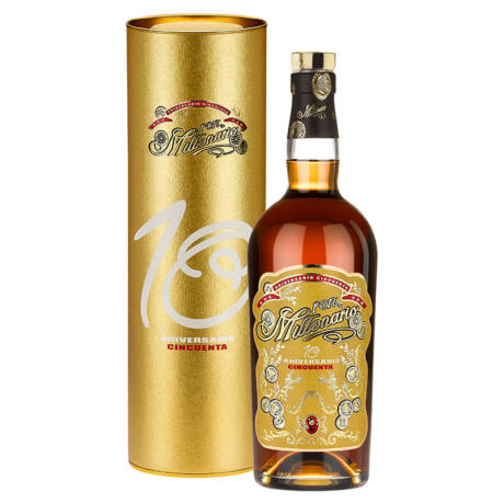 Rum Millonario 10 Aniversario Cincuenta