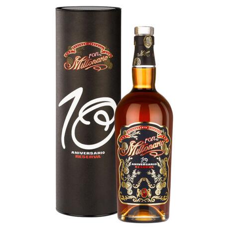 Rum Millonario Aniversario Reserva 10 éves