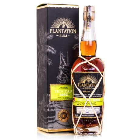 Rum Plantation Trinidad 2002 Single Cask