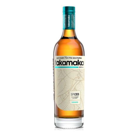 Rum Takamaka Spiced