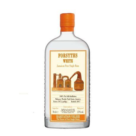 Rum Worthy Park Forsyths 2017 White Habitation Velier