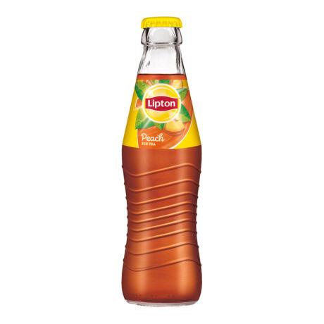 Lipton Ice Tea Őszibarackos üveges