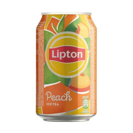 Lipton Ice Tea Őszibarackos dobozos