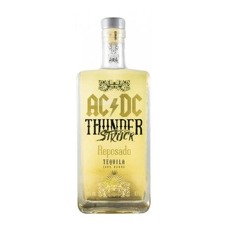 Tequila AC/DC Thunderstruck Reposado