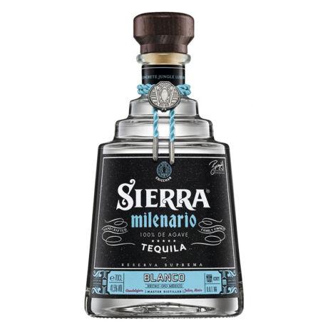 Tequila Sierra Millenario Blanco