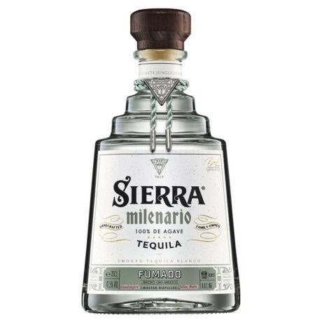 Tequila Sierra Milenario Fumado