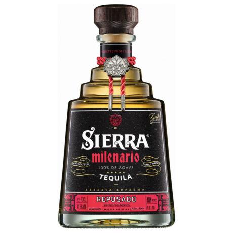 Tequila Sierra Milenario Reposado