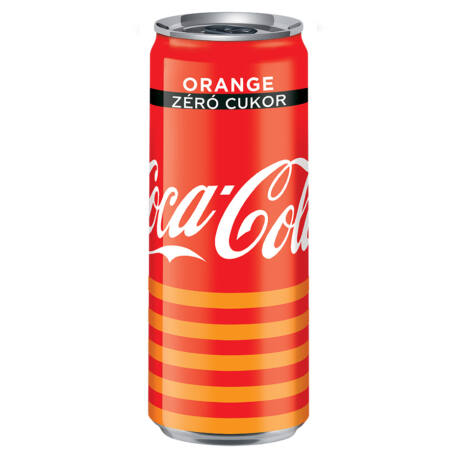 Coca-Cola Zero Orange dobozos
